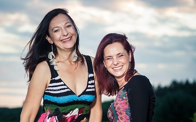 zdjęcie Alina Krzemińska Joanna Szypuła warsztaty rozwojowe dla kobiet